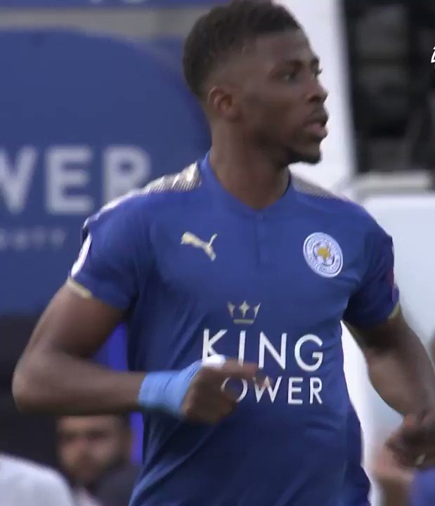 Kelechi Iheanacho become FA Cup African all-time goalscorer, breaks Drogba's record