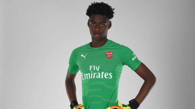 Nigeria players at Arsenal still eligible to represent the Super Eagles