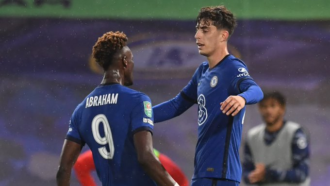 Kai Havertz rates himself in his Premier League debut year with Chelsea