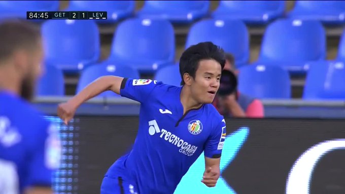 """""""I have one game with Getafe – Takefusa Kubo on his future"""